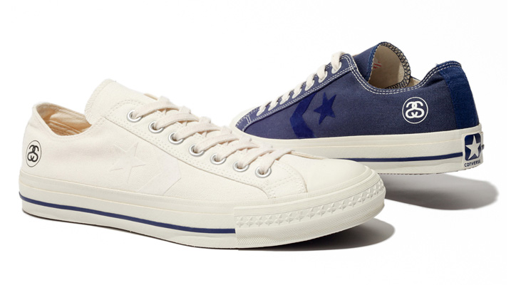 Photo01 - STUSSY DELUXE x CONVERSE CX-PRO OX