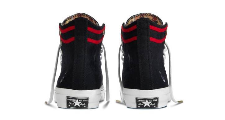 Photo04 - Dr. Romanelli Beetle Bailey vs. Popeye x Converse Chuck Taylor All Star Sneakers