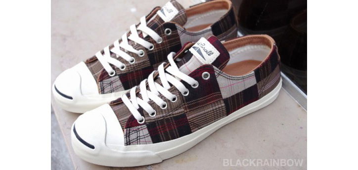 "Photo01 - CONVERSE JACK PURCELL ""PATCHWORK"""