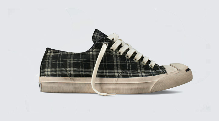 Photo01 - Converse Jack Purcell Plaid
