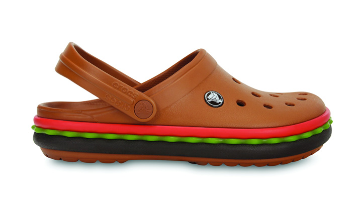 Photo02 - crocs crocband hamburger clogが限定発売開始