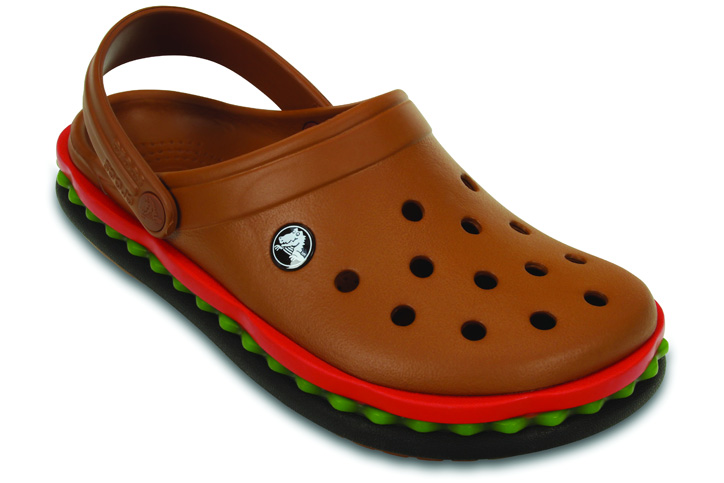 Photo06 - crocs crocband hamburger clogが限定発売開始