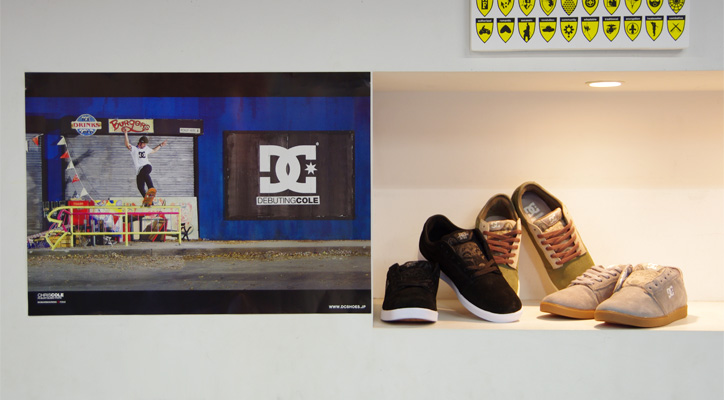 "Photo01 - DC SHOES 2011 SUMMER ""CHRIS COLE"" S"