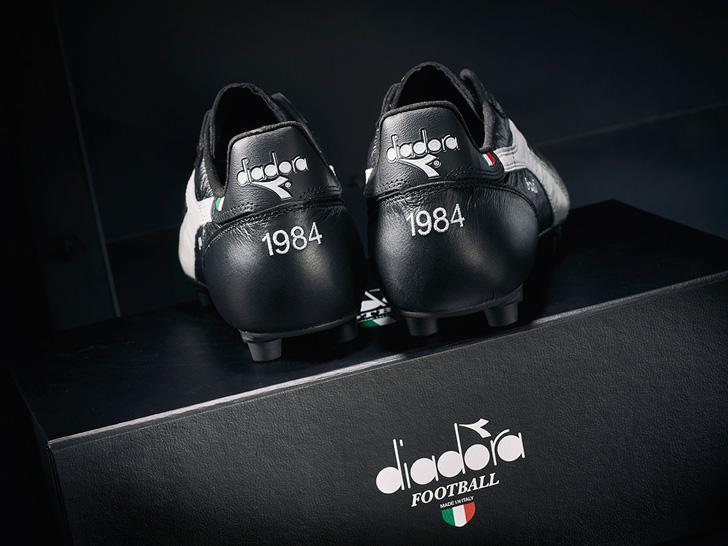 "Photo05 - ディアドラより、30年以上の時を経てfootball shoes ""BRASIL""を復刻し、""BACK IN THE GAME""と題したイベントを開催"