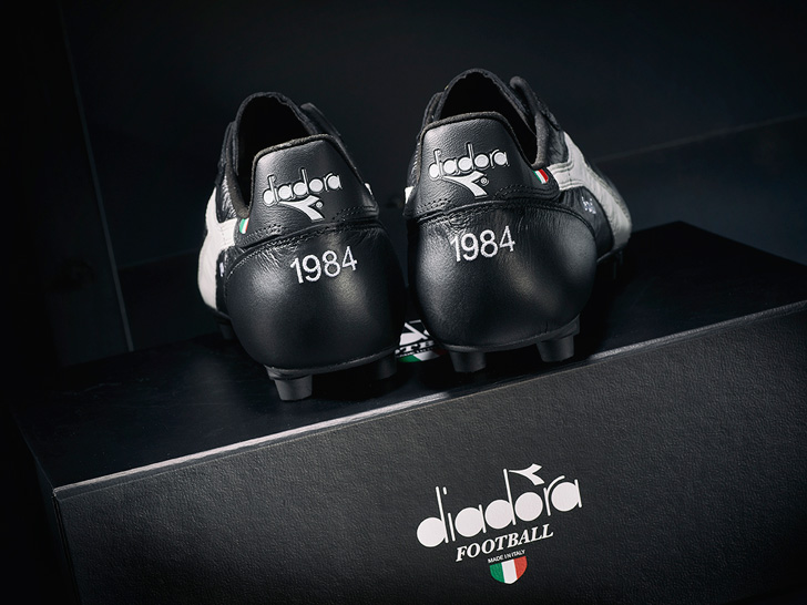 "Photo05 - ディアドラより、30年以上の時を経てfootball shoes ""BRASIL""を復刻し、""BACK IN THE GAME""と題したイベントを開催"