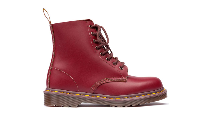 Photo01 - Brutus Trimfit x Dr. Martens 2012 Capsule Collection