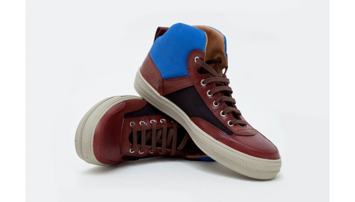 Photo01 - Dries Van Noten 2011 Fall/Winter Sneaker