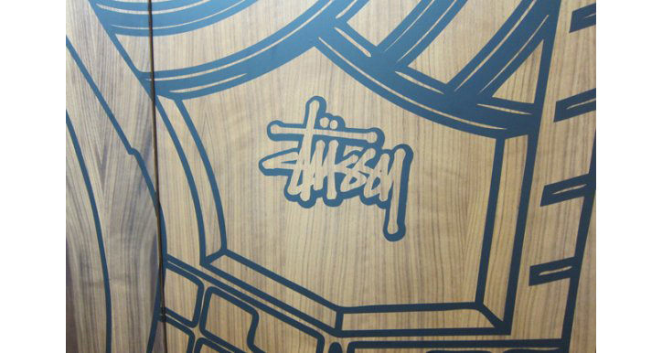 Photo01 - History of Stussy Sneaker Collaborations at Sneaker Museum