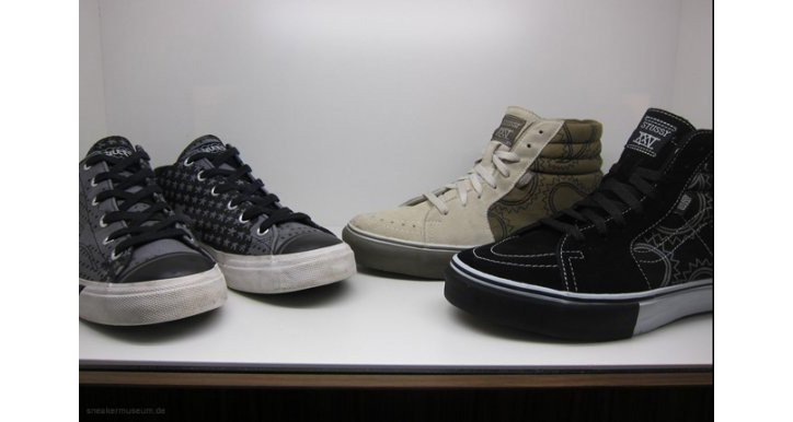 Photo03 - History of Stussy Sneaker Collaborations at Sneaker Museum