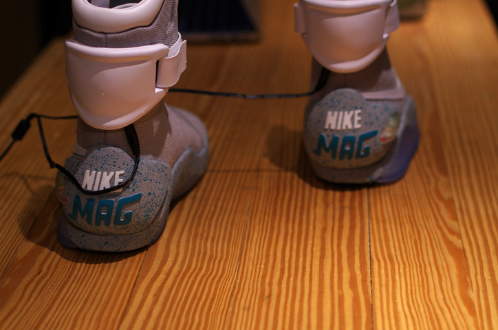 "Photo08 - UNDEFEATED TOKYO Store Exhibition ""WELCOME TO THE 2011 NIKE MAG"" Recap"
