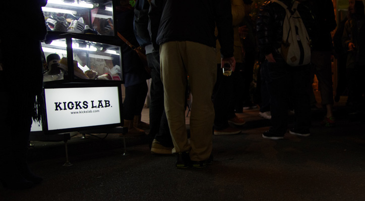 Photo01 - KICKS LAB. Opening Reception Recap