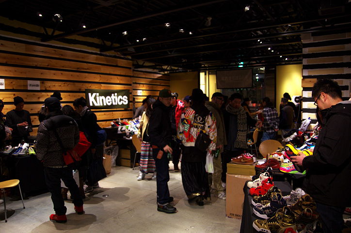 Photo03 - KICKS LAB. VOL.0 ZERO-原点回帰- Recap