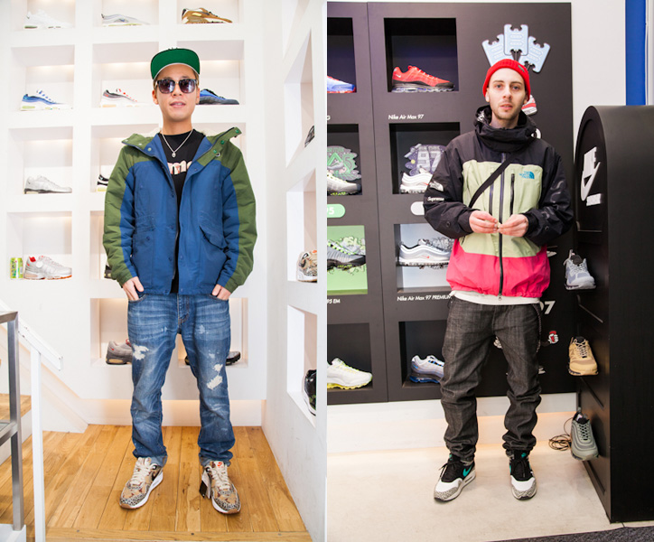 "Photo13 - NIKE AIR MAX 1 ""Camouflage Collection"" Launch Reception"