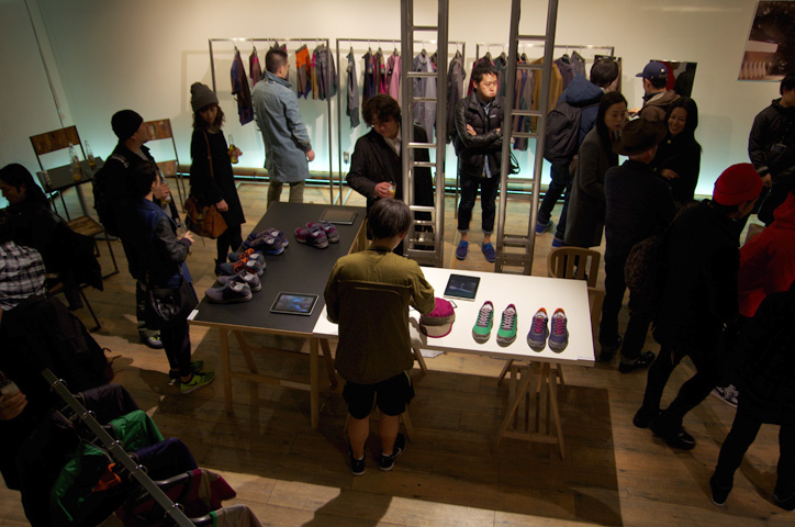 Photo13 - NIKE x UNDERCOVER GYAKUSOU S/S 2013 Collection Reception Recap