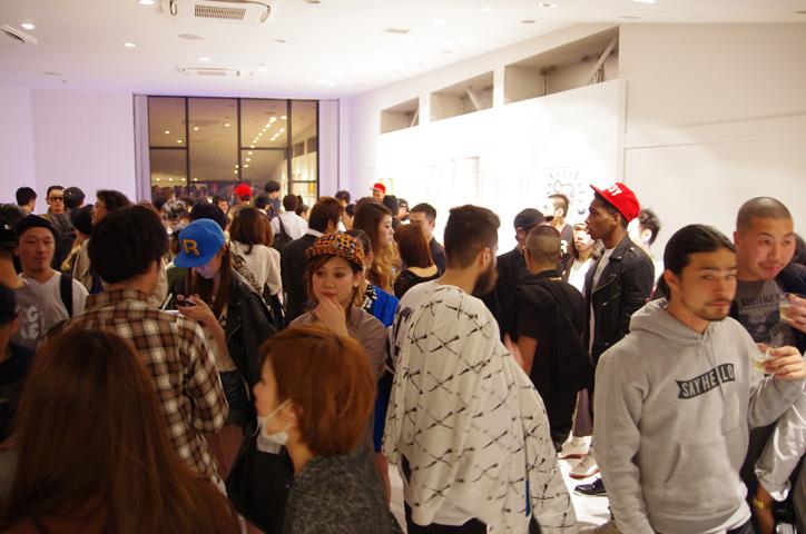 Photo08 - Reebok x Keith Haring Exhibition
