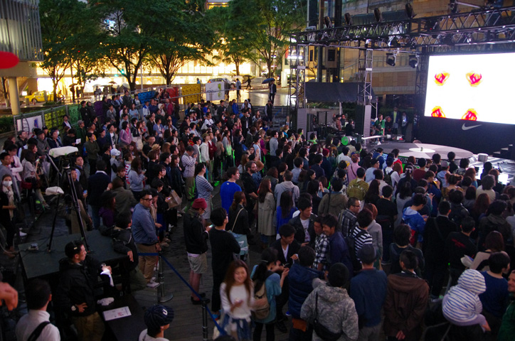 Photo02 - NIKE GUNYARI BATTLE Event Recap