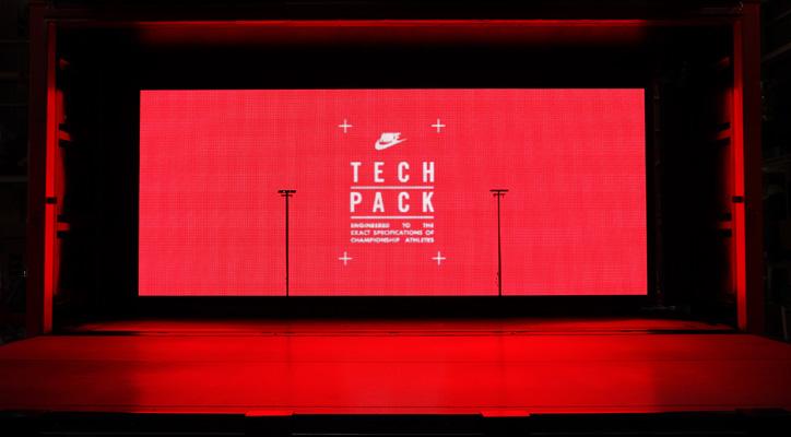 「NIKE TECH PACK」のイノベーションを体験できる特設BOXが出現