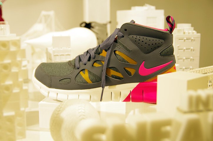 Photo04 - NIKE SPORTSWEAR presents HOLIDAY 2013 SNEAKERBOOTS COLLECTION Event Recap