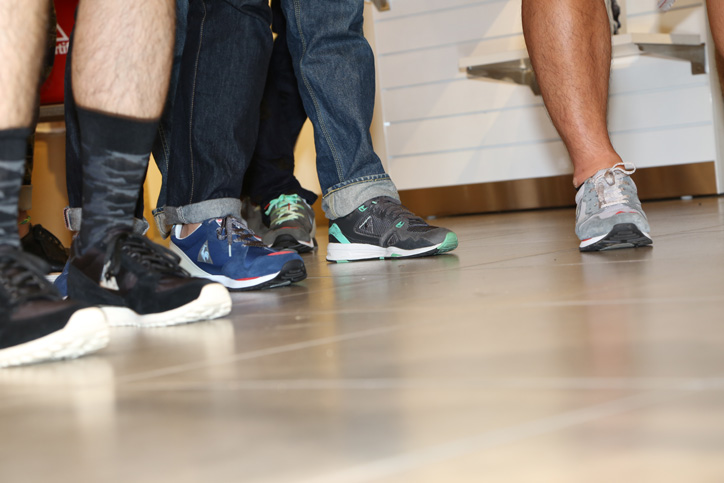 Photo18 - le coq sportif Launch party Supported by SNEAKER SPEAKER Event Recap