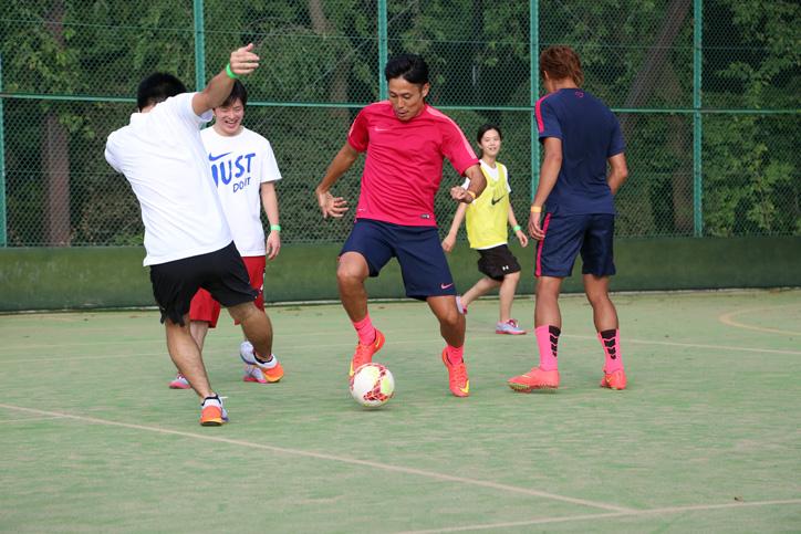 """Photo09 - ナイキ、スポーツを通して新たなチャレンジを応援する""""JUST DO IT. -キミの一歩を踏み出そう-"""" キャンペーンを開催"""