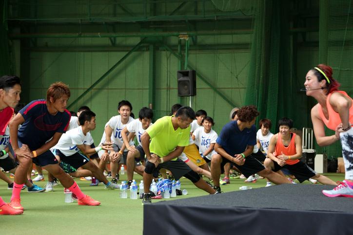 """Photo14 - ナイキ、スポーツを通して新たなチャレンジを応援する""""JUST DO IT. -キミの一歩を踏み出そう-"""" キャンペーンを開催"""