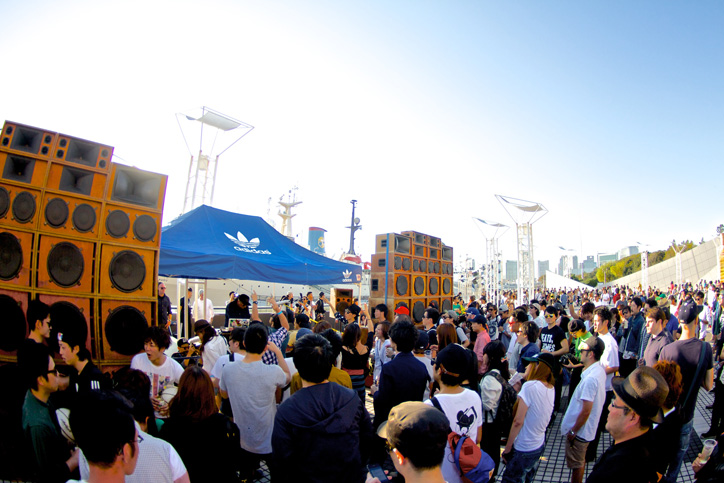Photo06 - The Do-Over TOKYO 2014 presented by adidas Originals
