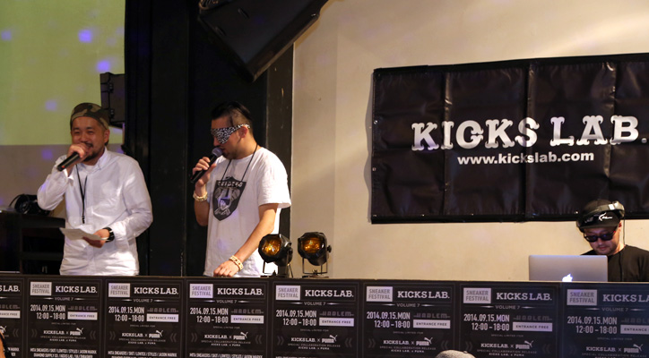 "Photo01 - SNEAKER FESTIVAL ""KICKS LAB."" Recap"