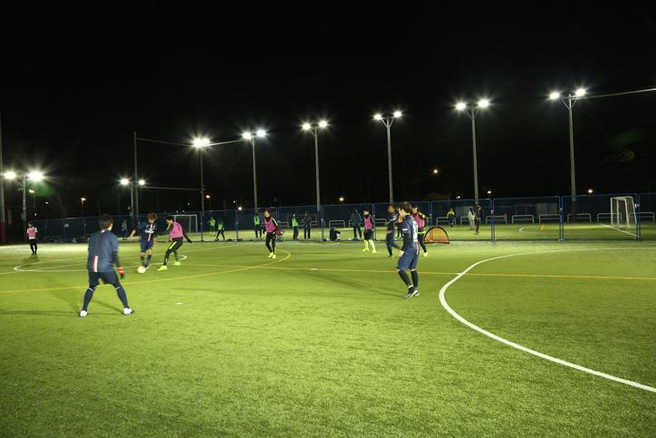 "Photo09 - フットボールコミュニティー ""LIGA TOQUIO"" がスペシャルイベントを開催"