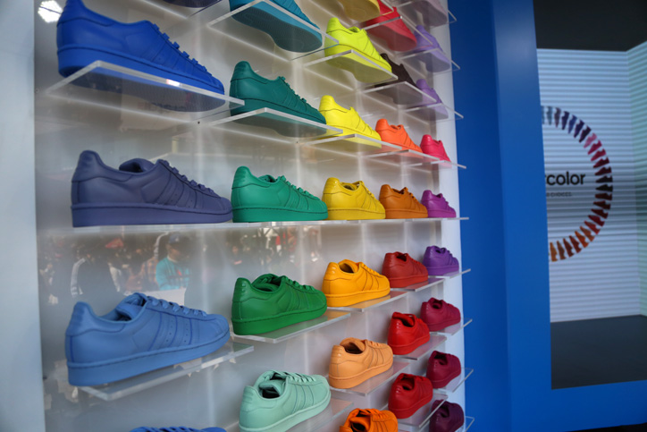 Photo11 - adidas Supercolor Dress Room Recap