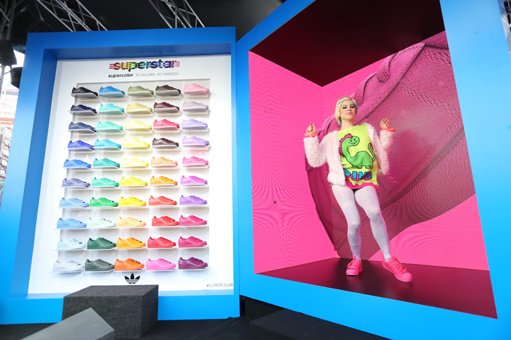 Photo21 - adidas Supercolor Dress Room Recap