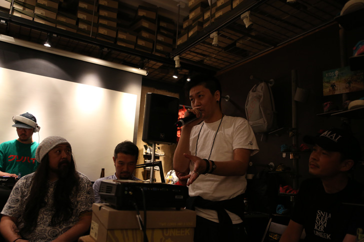 Photo13 - SNEAKER SPEAKER Vol.8 Recap