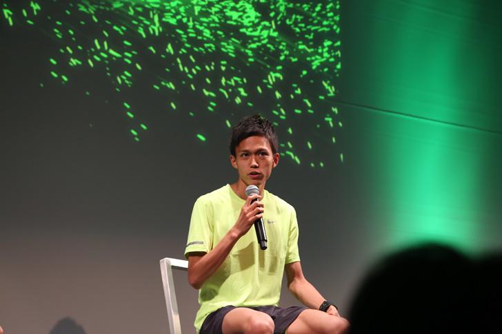 Photo07 - ナイキ、大迫傑選手と為末大氏を招きナイキ ズーム エア コレクションを発表