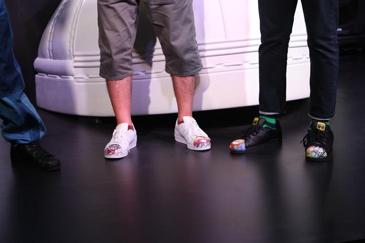 Photo17 - アディダスは、Superstarをテーマに一夜限りのアソビ場を創り出すCELEBRATION PARTY TOKYO by Pharrell Williams & YOONを開催