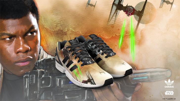 Photo13 - アディダスは、3Dプリンターでmi STAR WARSご購入者のフィギュアを作成するキャンペーンをスタート