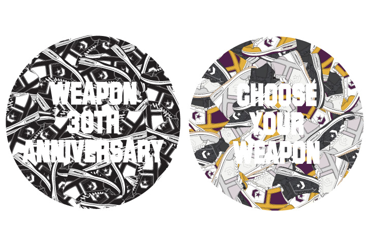 "Photo03 - SNEAKER SPEAKER Vol.9 CONVERSE ""WEAPON""が開催"