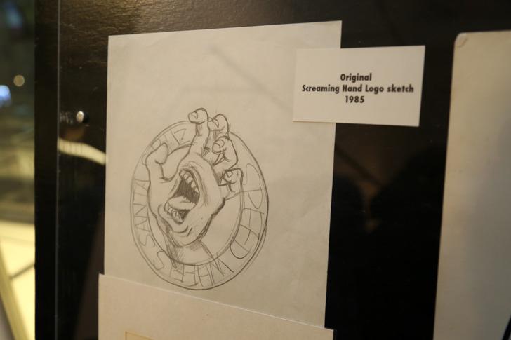 Photo02 - SCREAMING HAND 30th ANNIVERSARY ART SHOW at BEAMS T Recap