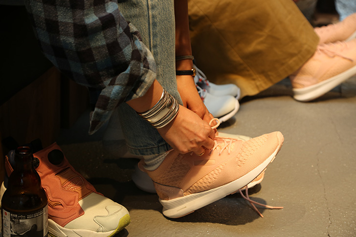 Photo09 - SNEAKER SPEAKER Vol.12 in Reebok CS Harajuku