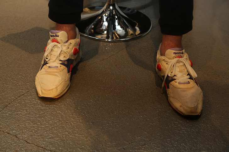 Photo14 - SNEAKER SPEAKER Vol.12 in Reebok CS Harajuku