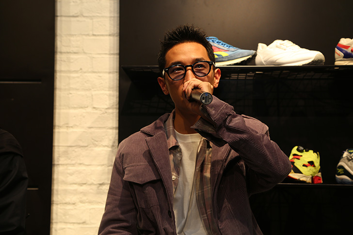Photo19 - SNEAKER SPEAKER Vol.12 in Reebok CS Harajuku