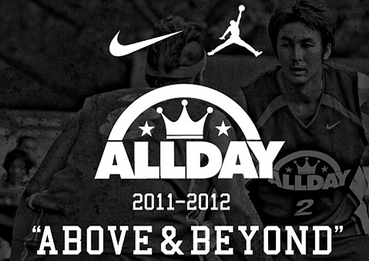 "Photo01 - ALLDAY 2011-2012 ""ABOVE & BEYOND"""