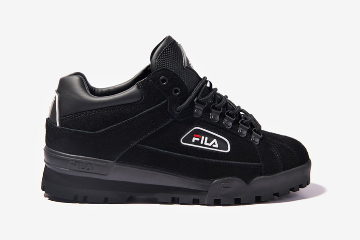 Photo02 - Footpatrol x FILA Trailblazer AM