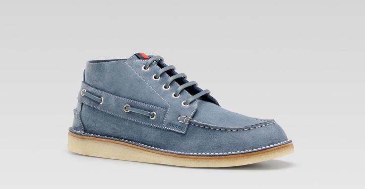 Photo01 - Gucci Boat Mid Shoe