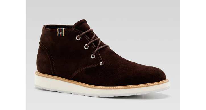 Photo01 - Gucci Chukka Boot