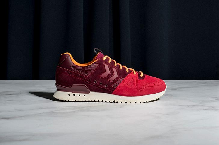 Photo08 - ヒュンメルは、Danish Pastryからインスパイアされたmita sneakersとのコラボレートモデルMARATHONA OGを発売
