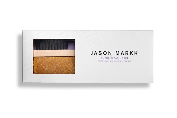 Photo01 - ロサンゼルス発のシューアクセサリーブランドJASON MARKKによるスウェード製シューズ専用のSUEDE CLEANING KITを発売
