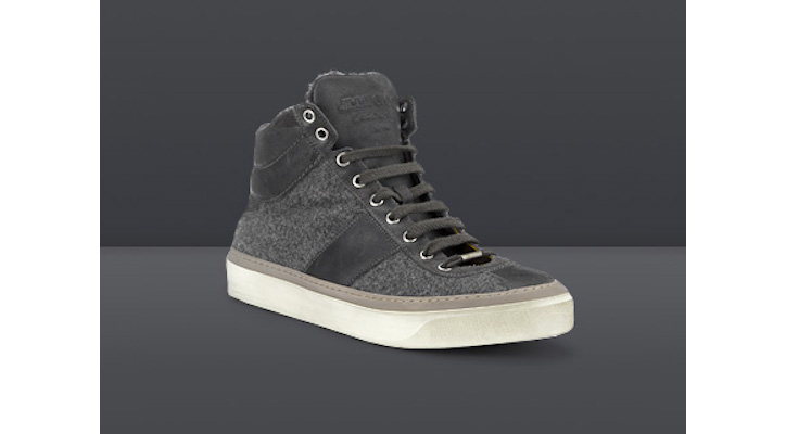 Photo01 - Jimmy Choo Sneakers for Fall/Winter 2011