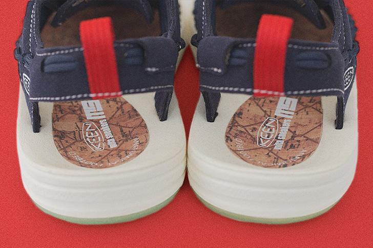 "Photo06 - KEENから、mita sneakersとのコラボレーションモデルUNEEK ""mita sneakers""が登場"