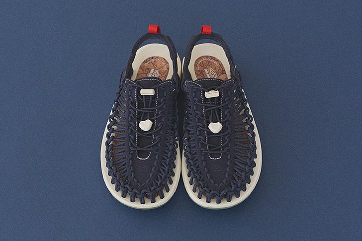 "Photo10 - KEENから、mita sneakersとのコラボレーションモデルUNEEK ""mita sneakers""が登場"