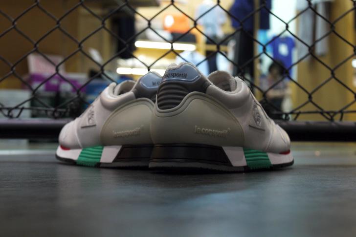 Photo05 - mita sneakers Creative Director 国井栄之氏がカラーディレクションを手掛けたle coq sportif EUREKA LEがリリース