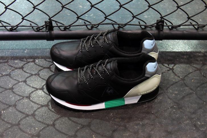 Photo06 - mita sneakers Creative Director 国井栄之氏がカラーディレクションを手掛けたle coq sportif EUREKA LEがリリース